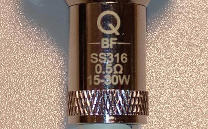 MODをお手頃価格で!【AKKee 電子タバコ Vape e-cigarette MOD 温度管理 40W 爆煙 超高性能 スターターキット  MiniQ (ブラック)】