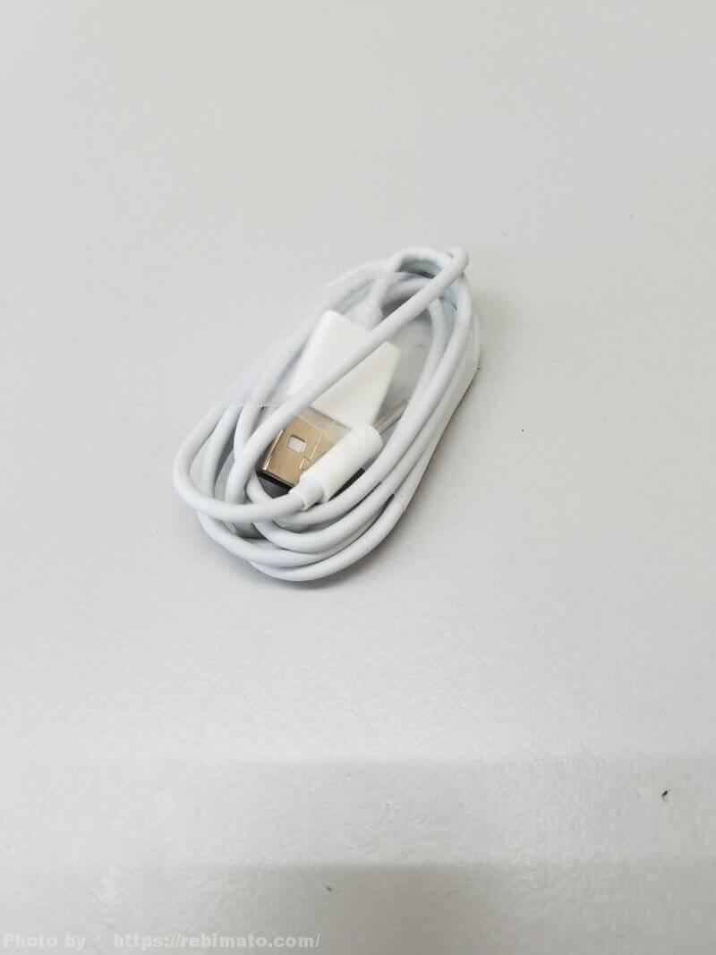 【レビュー】Popsky Qi ワイヤレス充電器 置くだけ充電