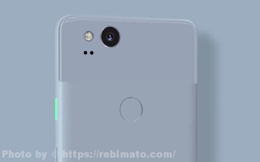 Google Pixel 2 XL ブルー