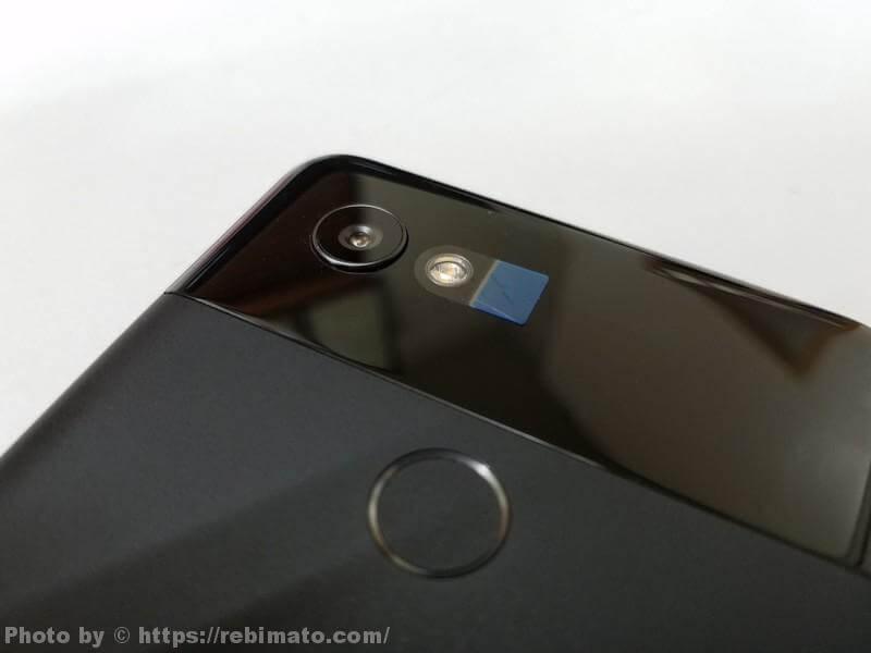 Google Pixel 2 XLカメラ