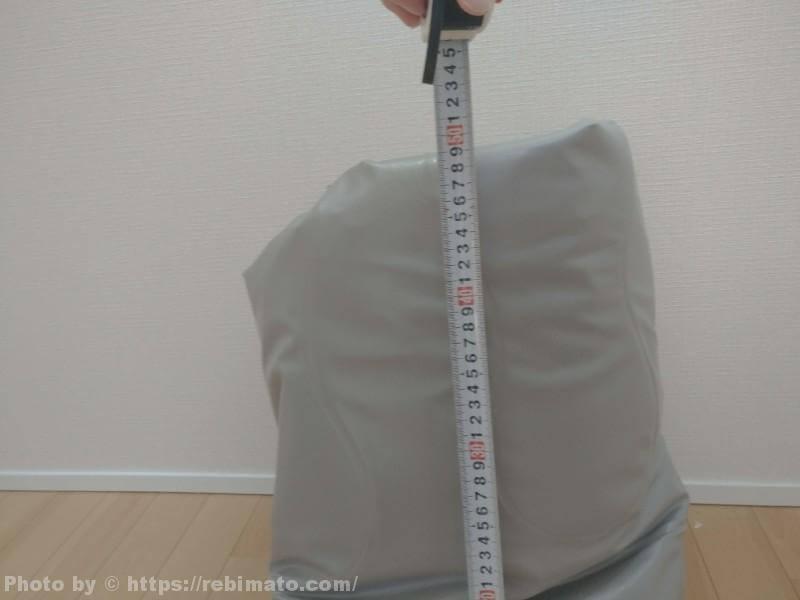 Sable SA-HF010 エアーベッド 畳んだサイズ