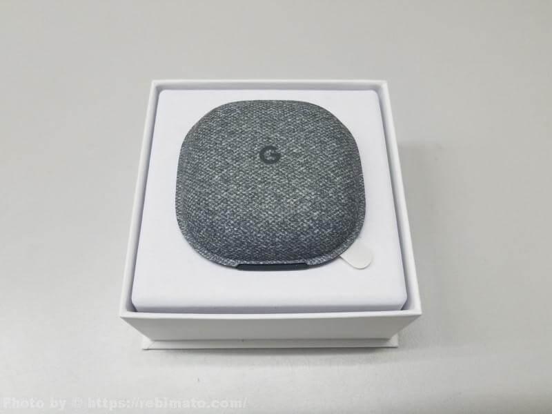 Google Pixel Buds 開封レビュー