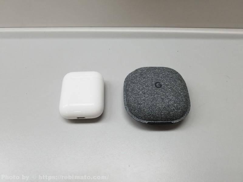 Google Pixel Buds 比較