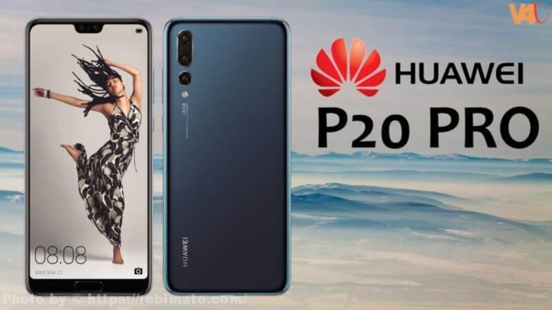 HUAWEI P20 Pro スマートフォン