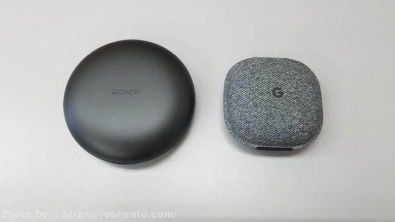 SONY XPERIA Ear Duo XEA20 比較