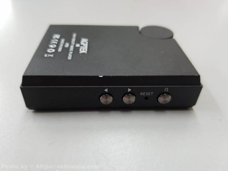 AGPTEK H50 本体