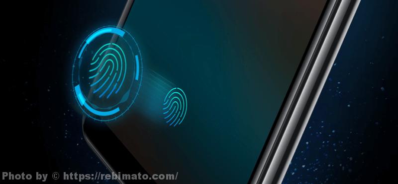 Vivo NEX S レビュー ディスプレイ内指紋認証