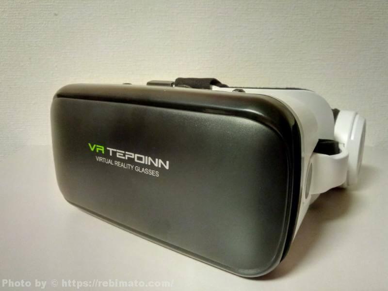 Tepoinn VRゴーグル レビュー