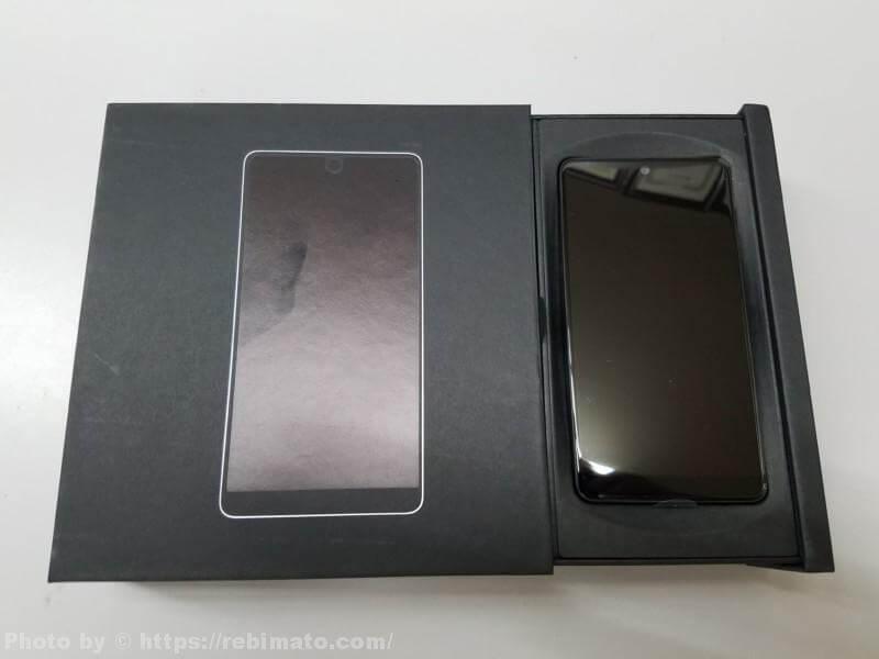 Essential Phone PH-1 パッケージ