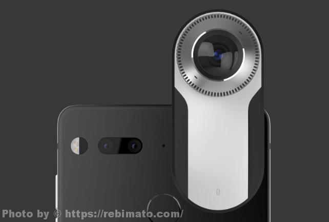 Essential Phone PH-1 レビュー