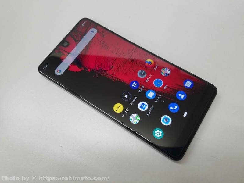 Essential Phone PH-1 レビュー