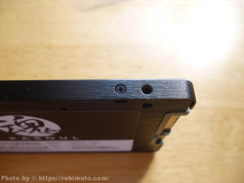 Pasoul SSD レビュー