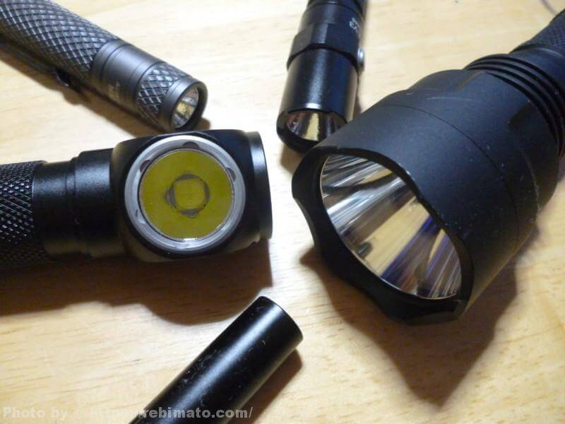 懐中電灯 フラッシュライト ランキング