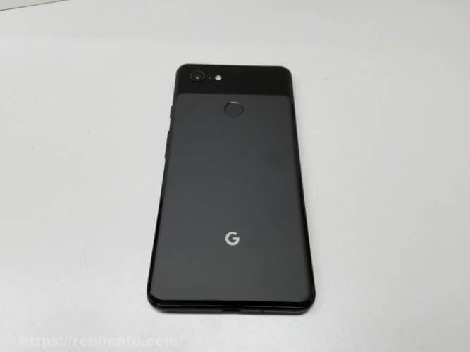Pixel 3 XLスマートフォン本体