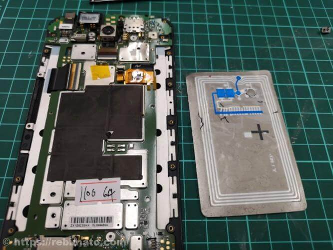Nexus 6のバッテリー交換