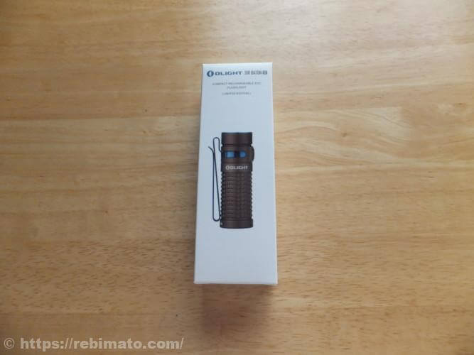 S1R Baton 2レビュー