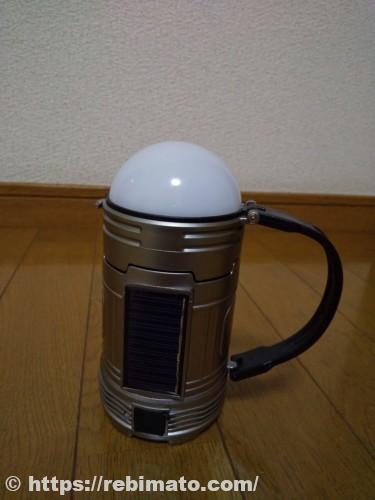 Kodi LEDランタンを使ってみたレビュー