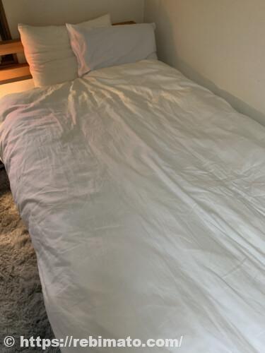 Sleep Tailor Nobleシリーズ 布団カバー&シーツ&枕カバー3点セット