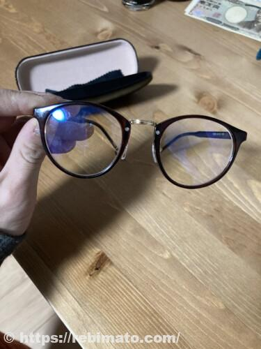 Snufukin ブルーライトカットメガネ(PCメガネ)